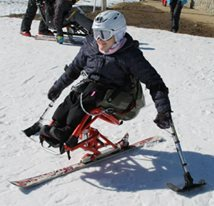 Kate at Perisher PHOTO: Thomas Swain