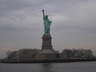 Statue of Liberty PHOTO: Heather Swain