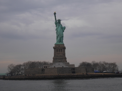 Statue of Liberty PHOTO: Heather Swain